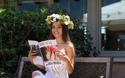 Intervista a Daria Casari, vincitrice di Miss Franciacorta in Malto e Miss BresciaUP